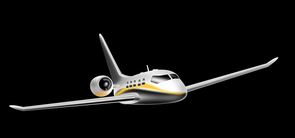 Corporate Jet Aircraft