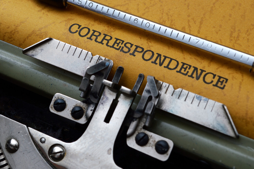 Correspondence Concept