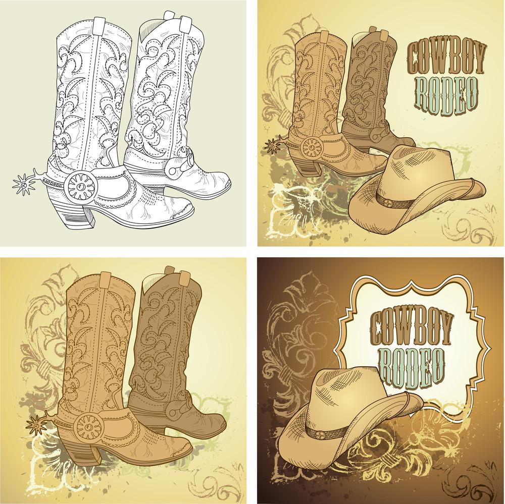 Cowboy Background
