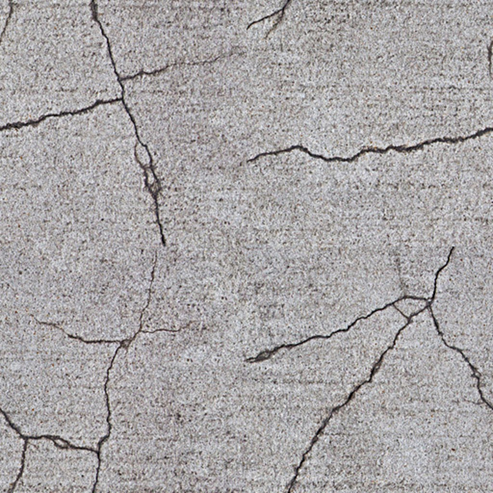 Cracked Surface Seamless Texture Tile