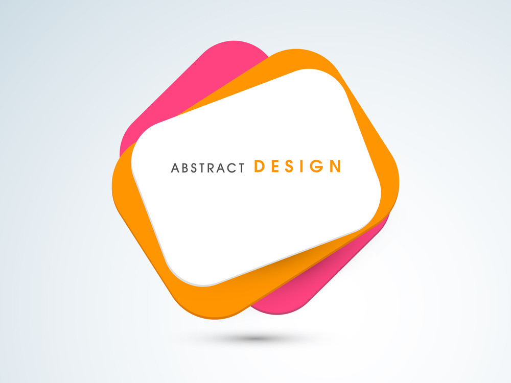 Creative Abstract Background.
