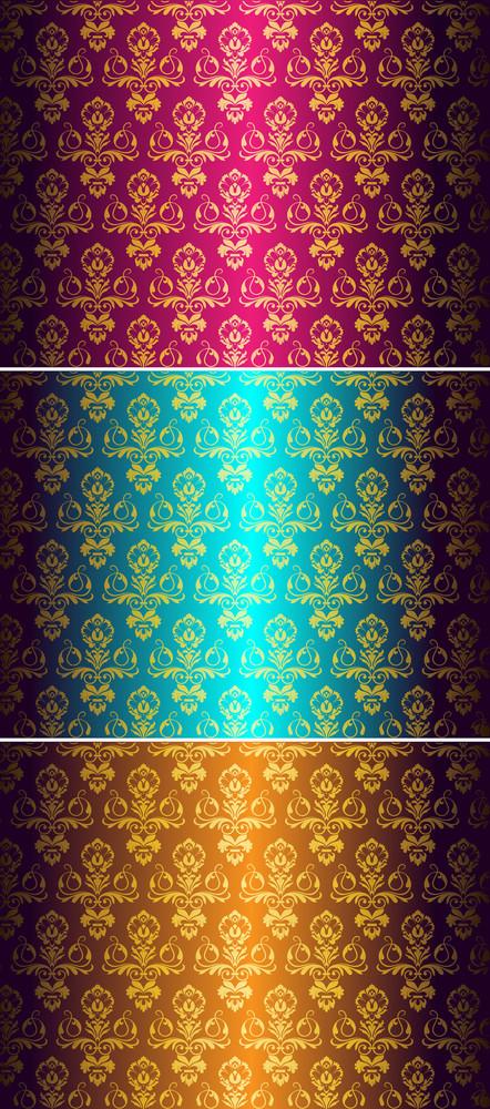 Creative Damask Background