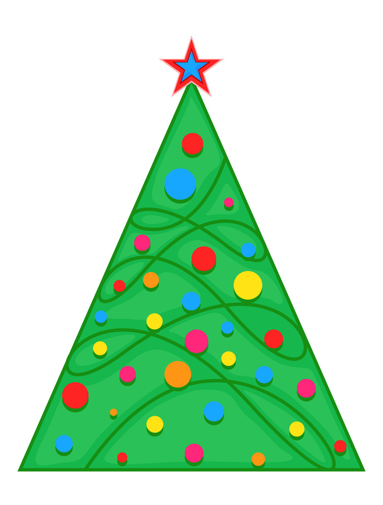 Creative Decorative Christmas Tree