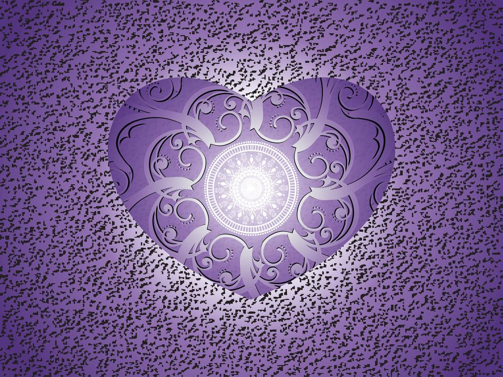 Creative Design Heart Shape