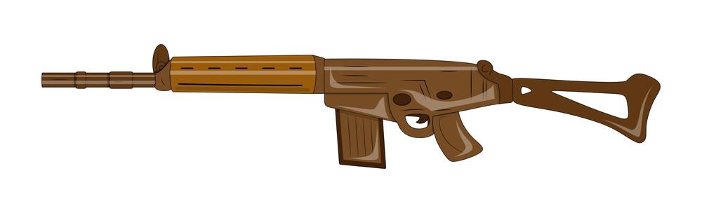 Creative Fancy Gun