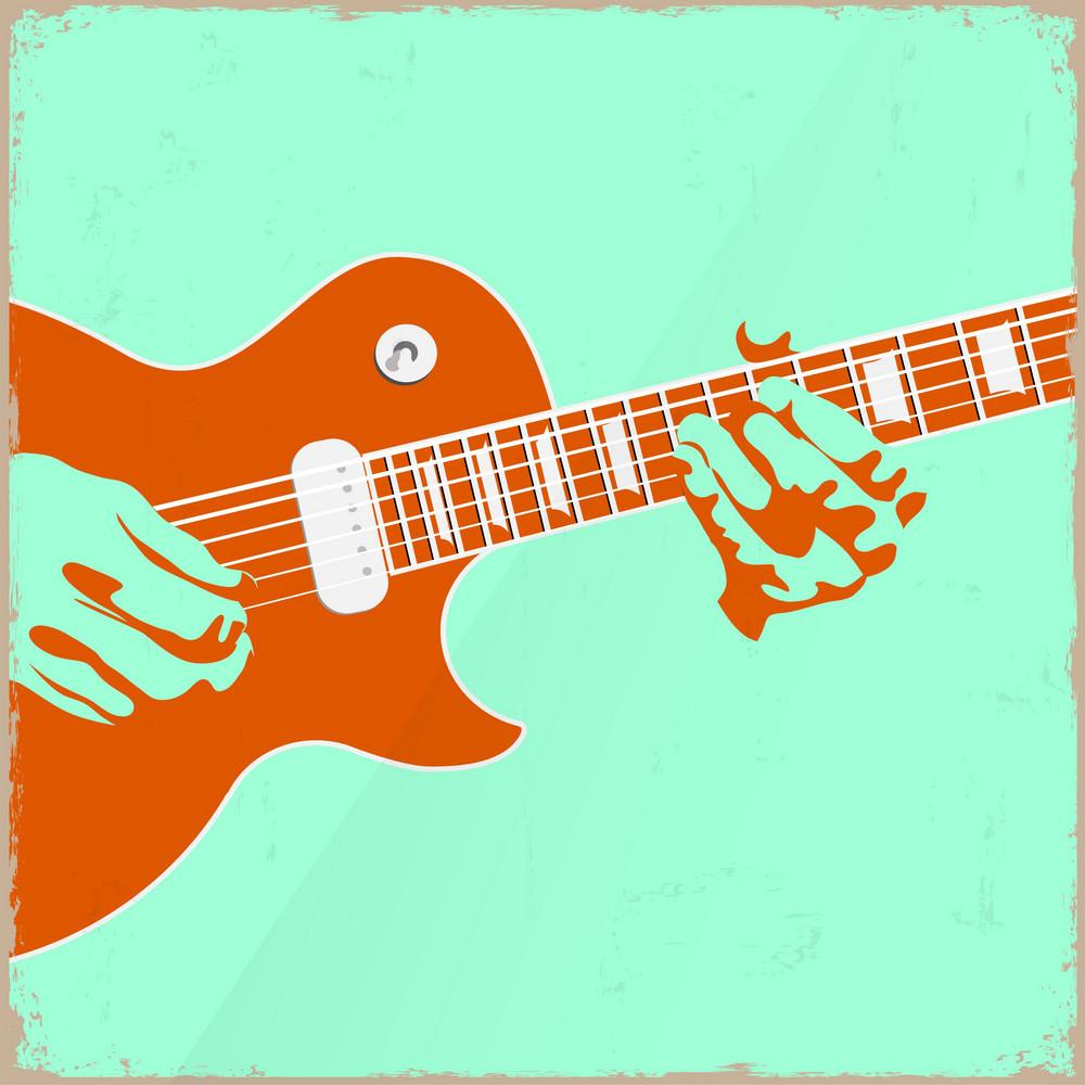 Creative Guitar Player