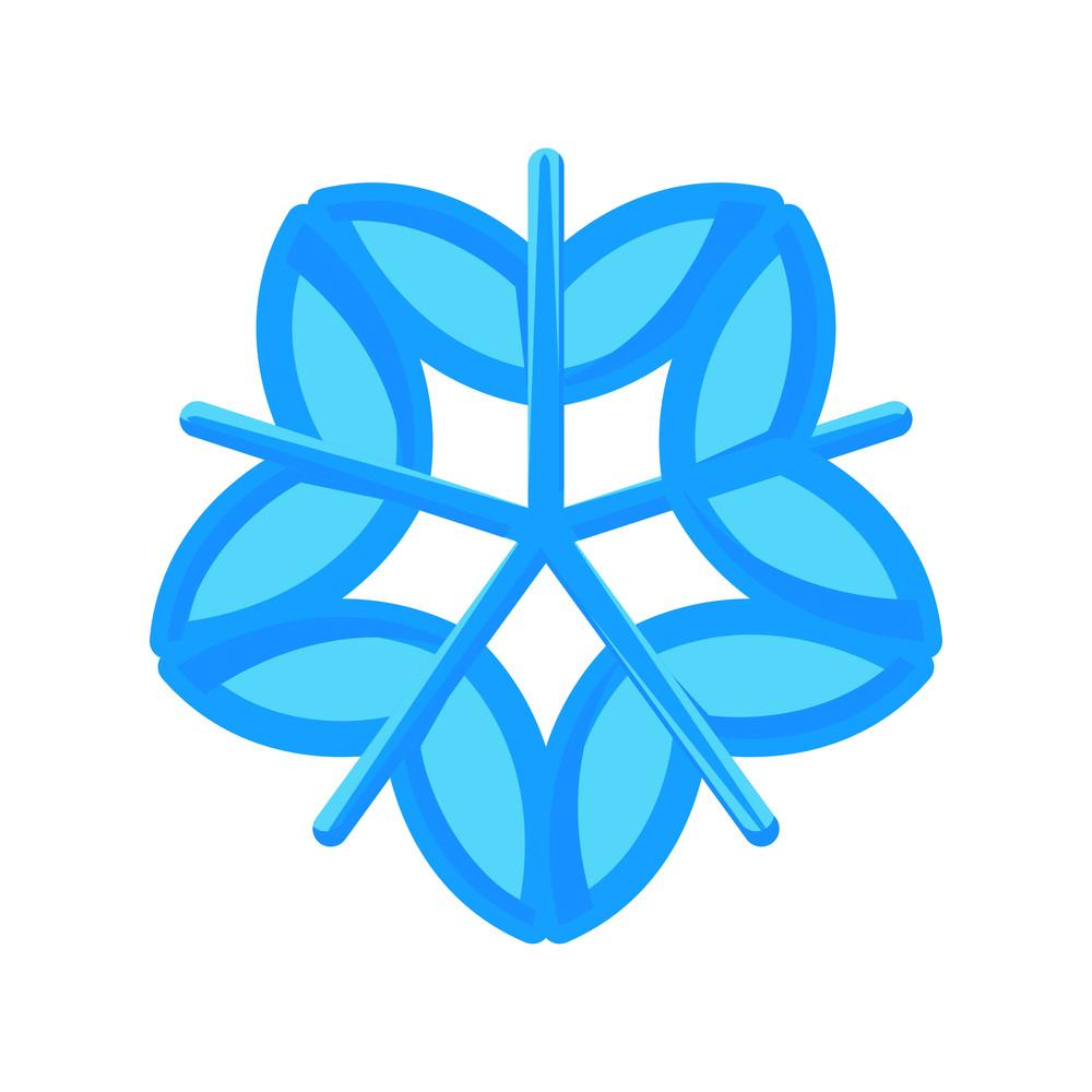 Creative Snowflake Design