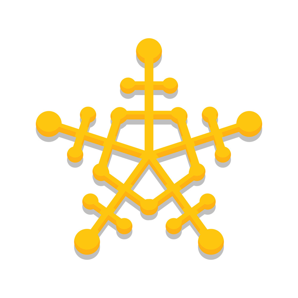 Creative Snowflake