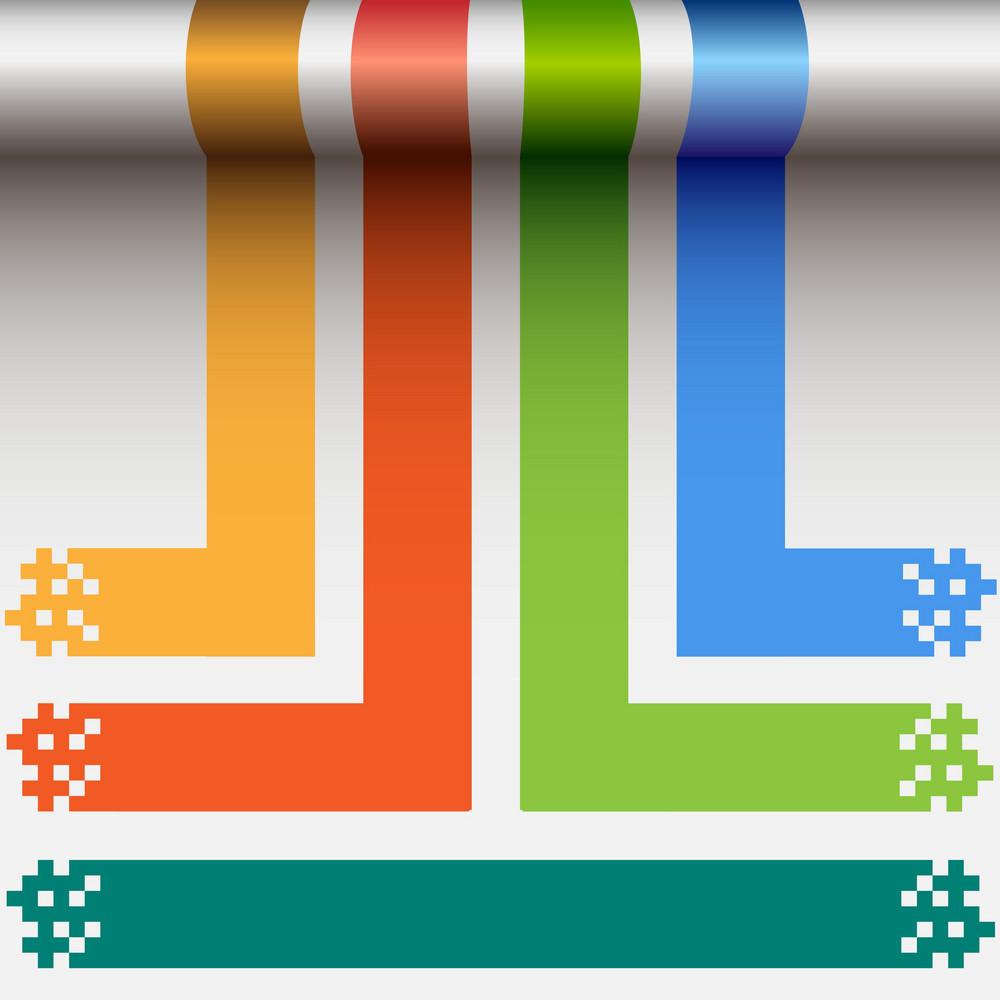 Creative Vector Layout Design