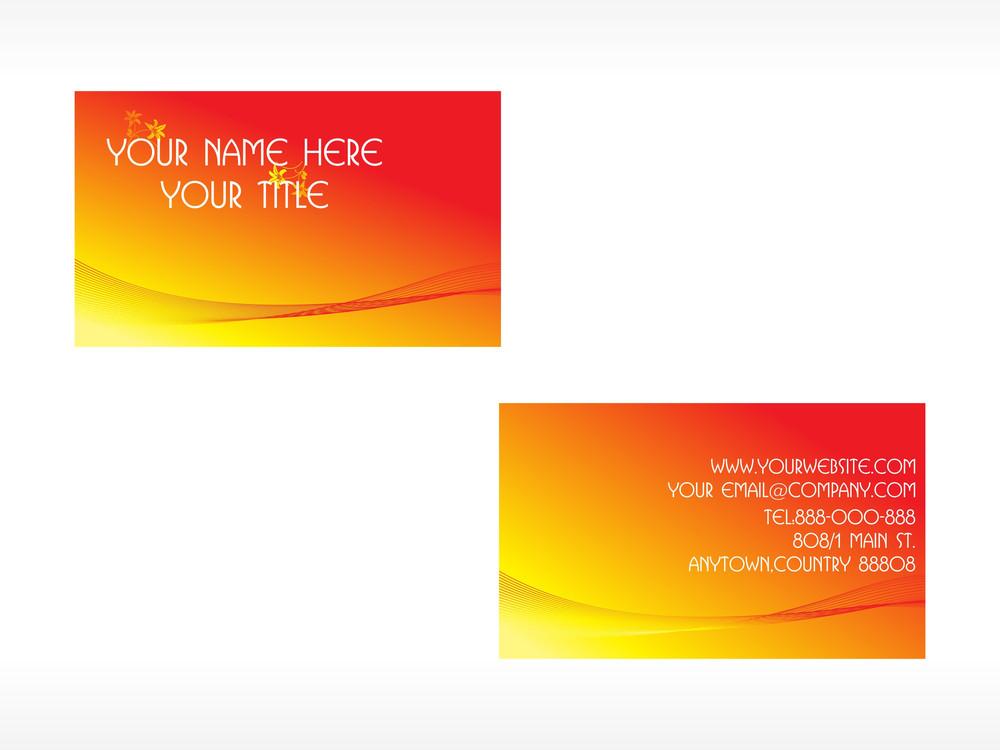 Creative Wavy Background Series