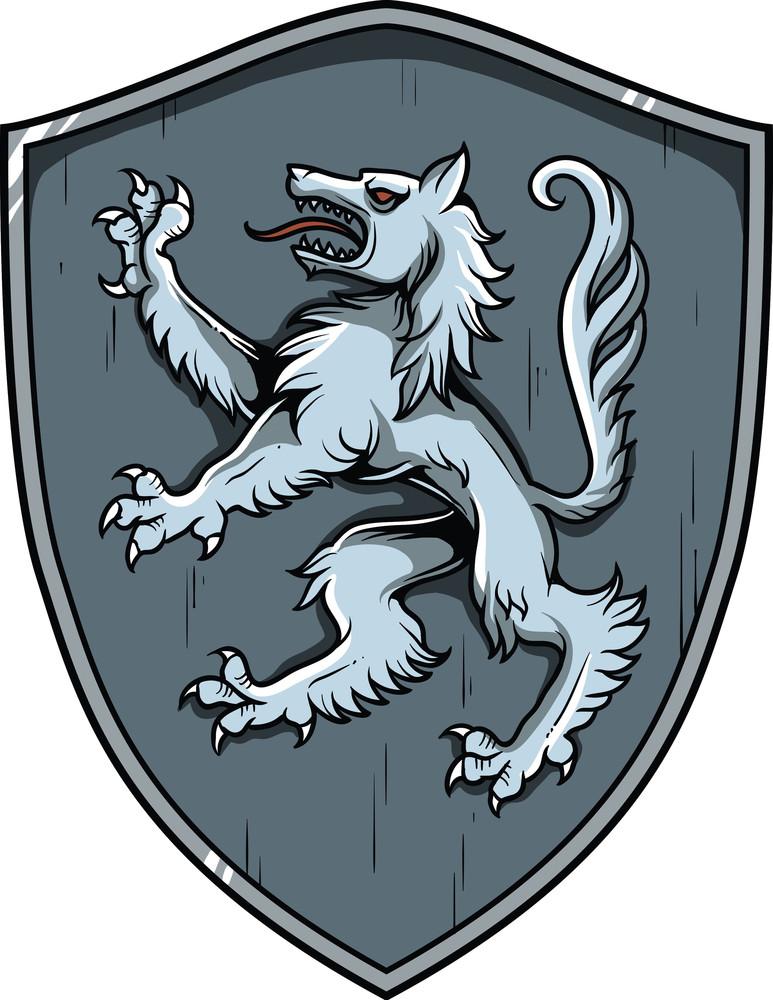 Crests Vector Element