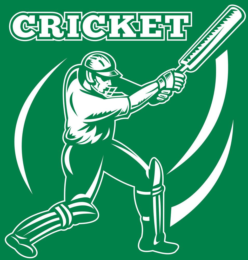 Cricket Player Batsman Batting