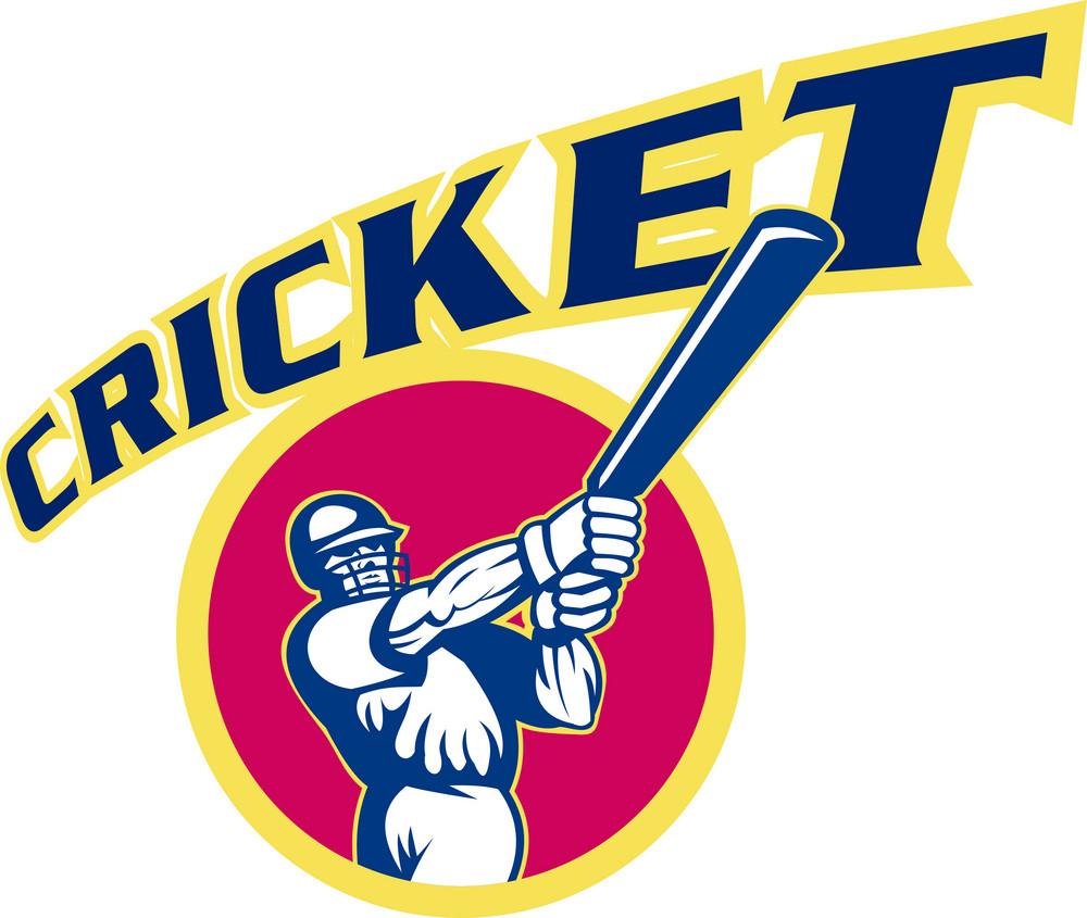 Cricket Sports Batsman Batting