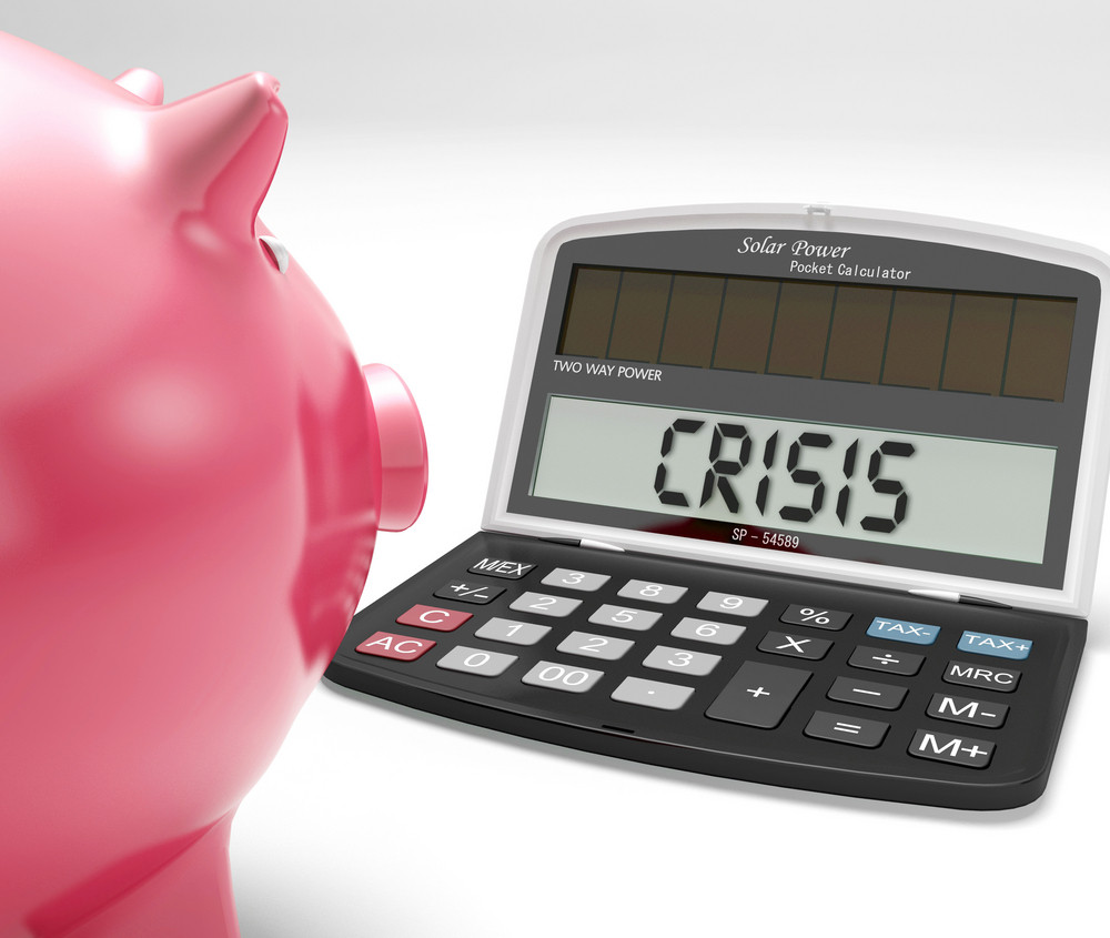 Crisis Calculator Shows Trouble In Financial Market