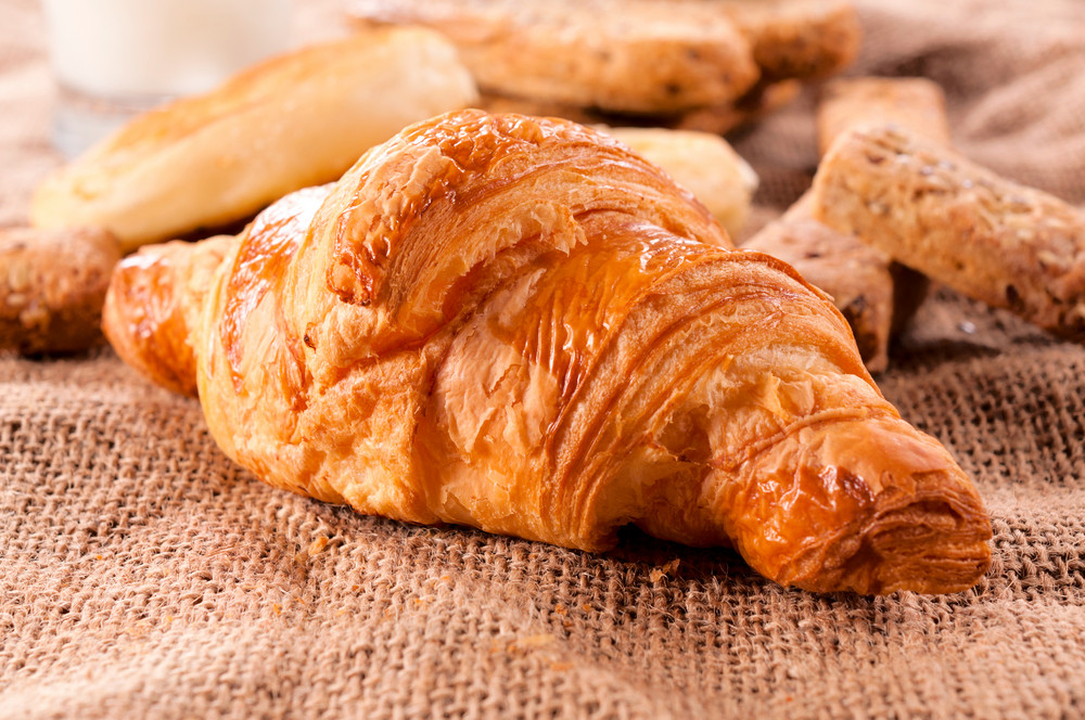 Croissant Meal