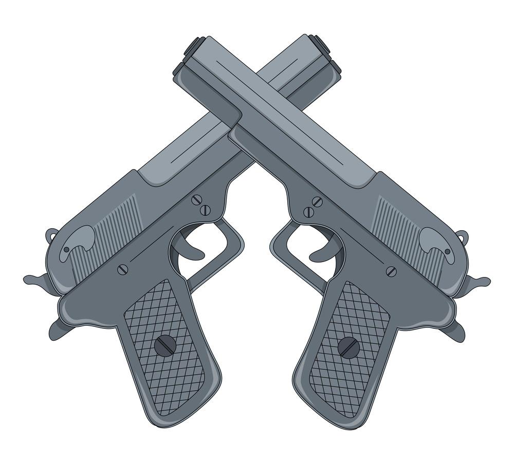 Cross Guns