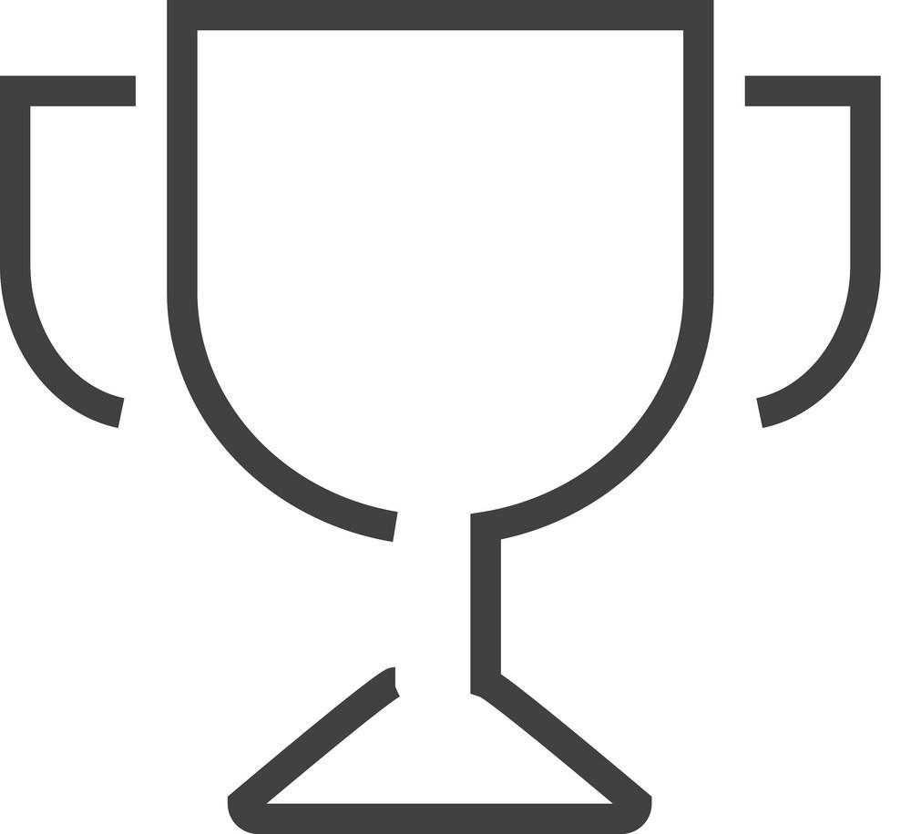 Cup Minimal Icon