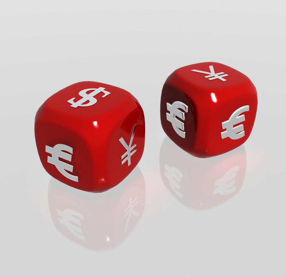 Currency Symbols Dice