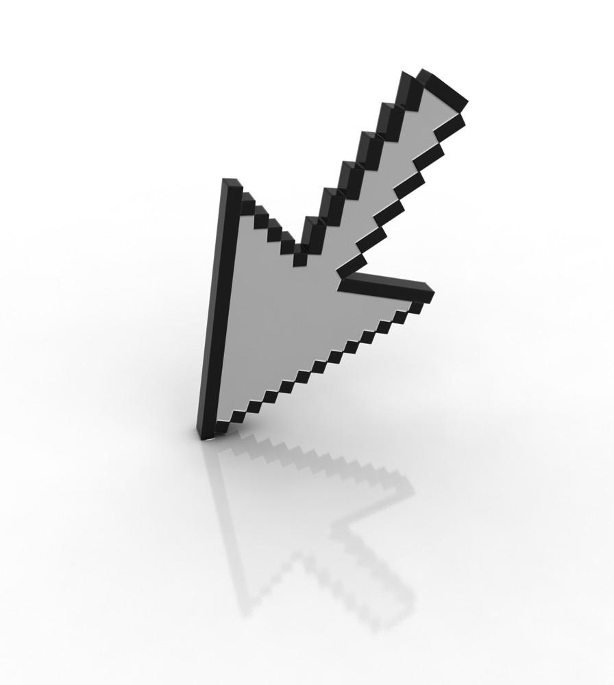 Cursor Arrow Pointing