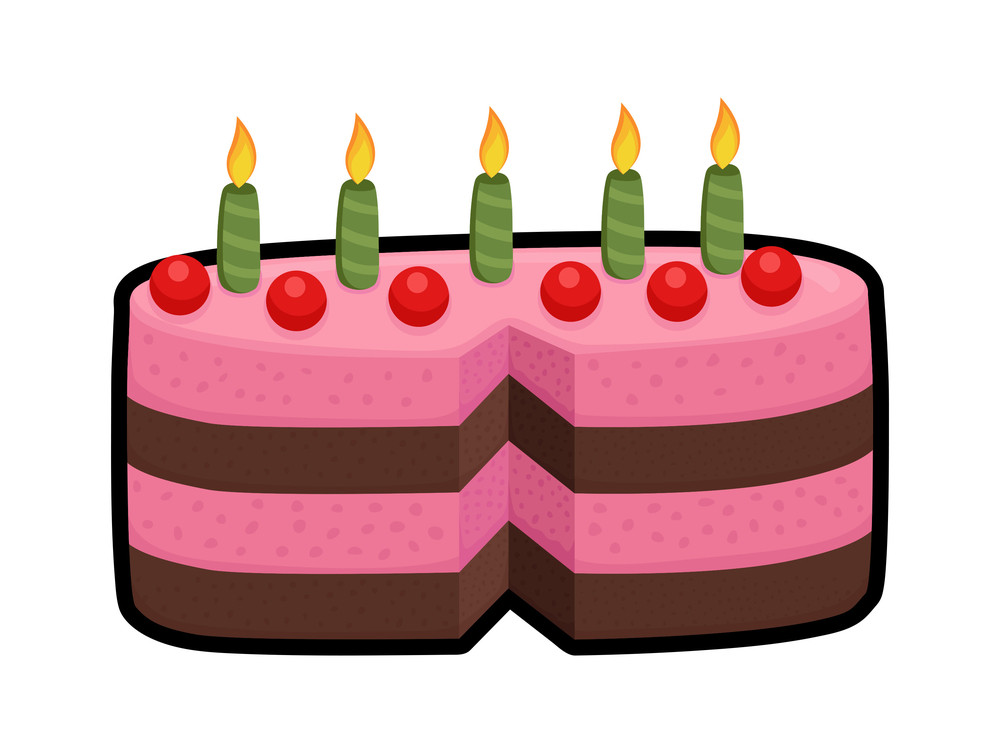 Cut Birthday Cake