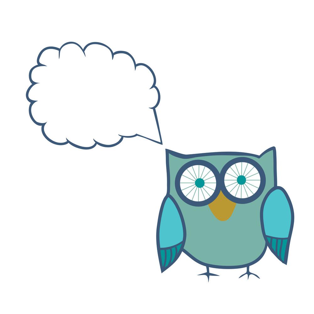 Cute Decorative Owl