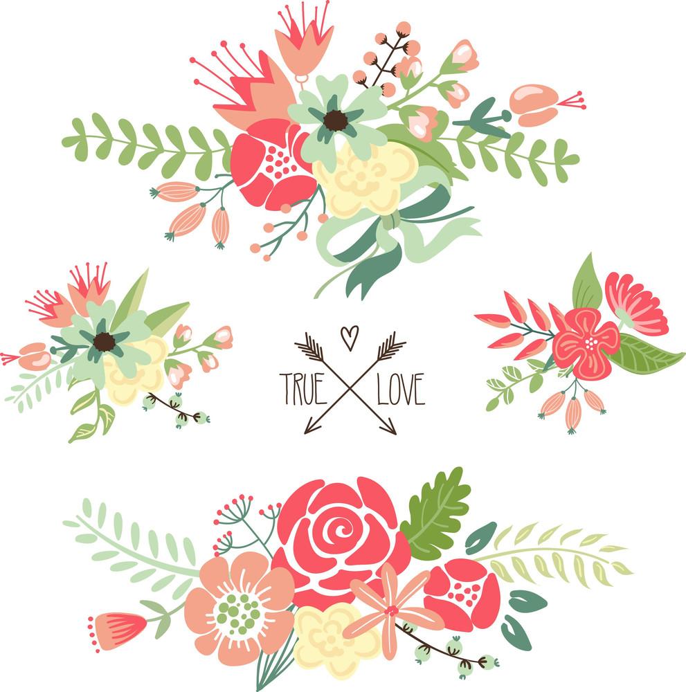 Cute Floral Bouquets
