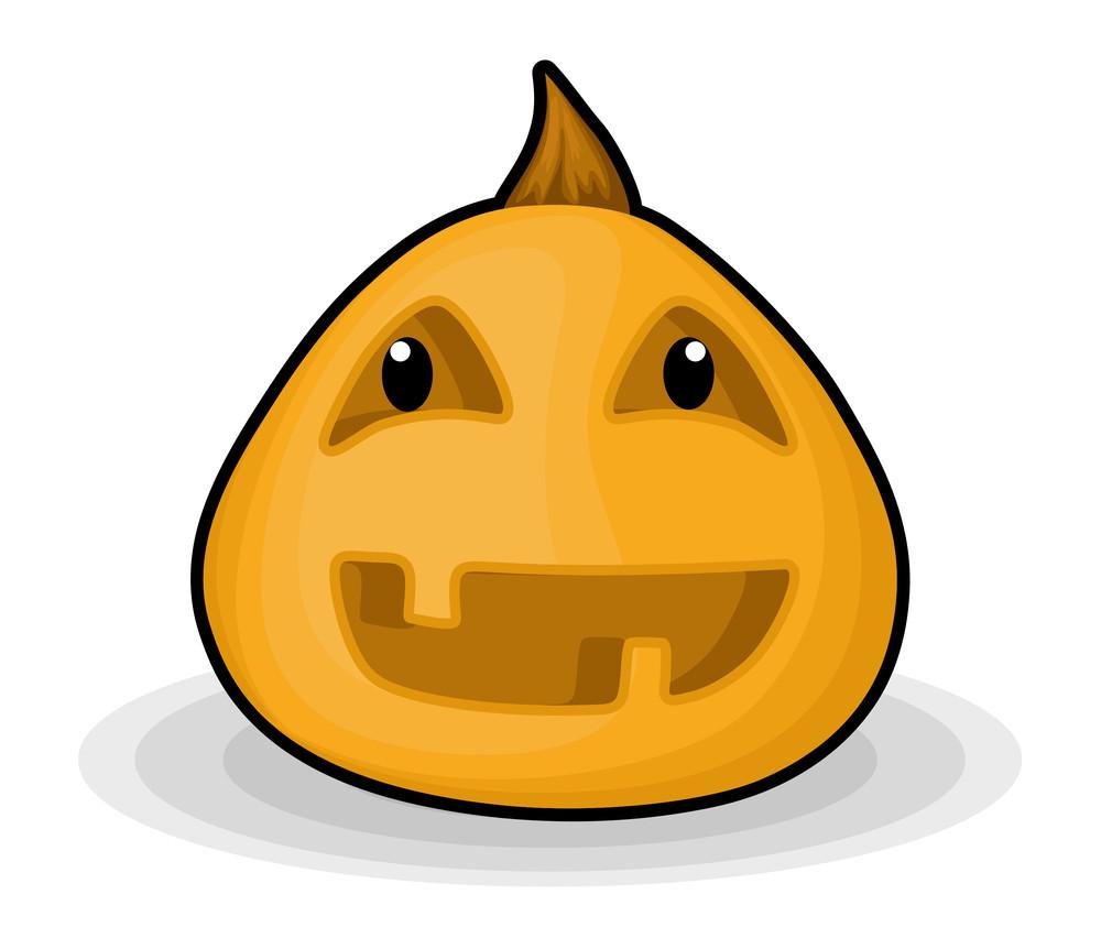 Cute Jack-o-lantern