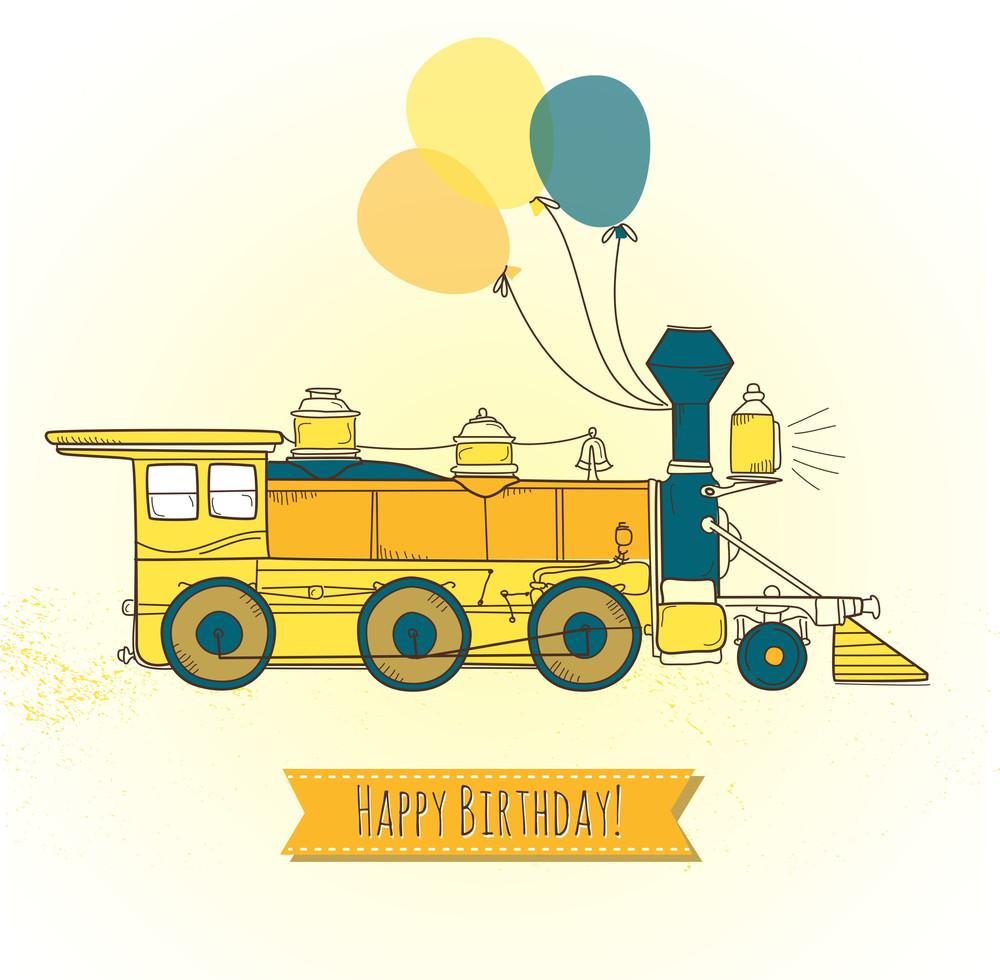 можно поздравить с днем рождения машиниста тепловоза есть