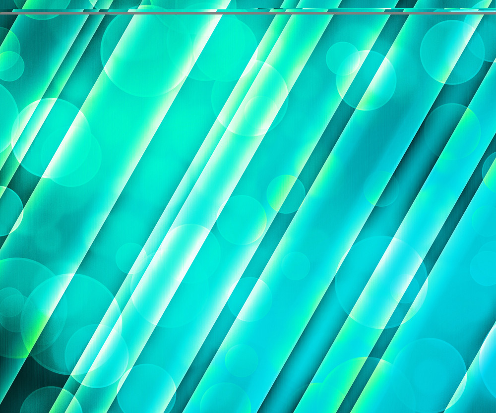 Cyjan Abstract Background Image