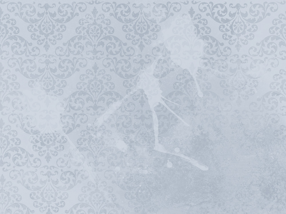 Damask Background - Soft Overlay