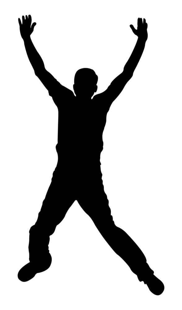 Dancing Boy Pose