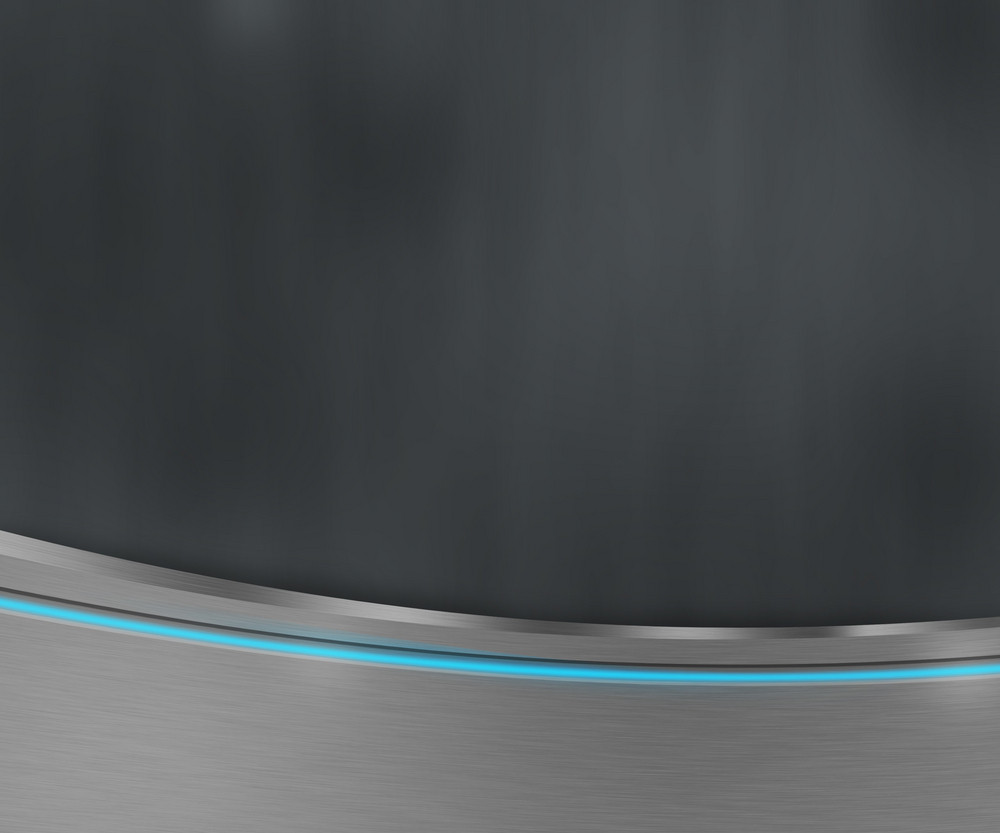 Dark Blue Shapes Background