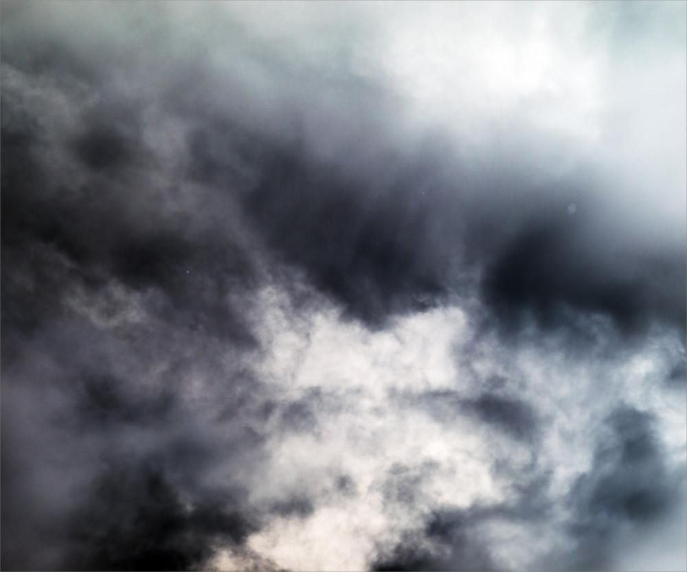Dark Blue Sky Image