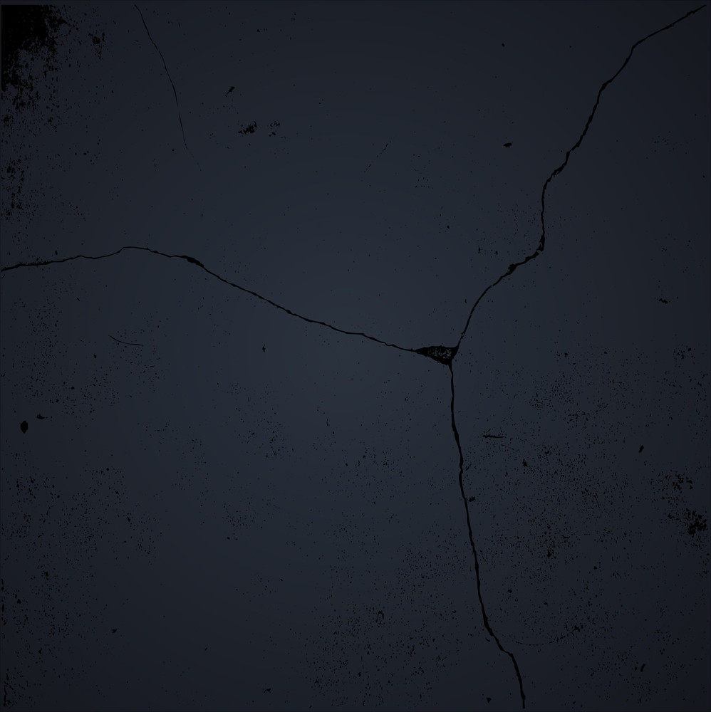 Dark Crack Wall