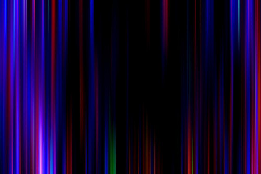 Dark Effect Blurred Striped Background