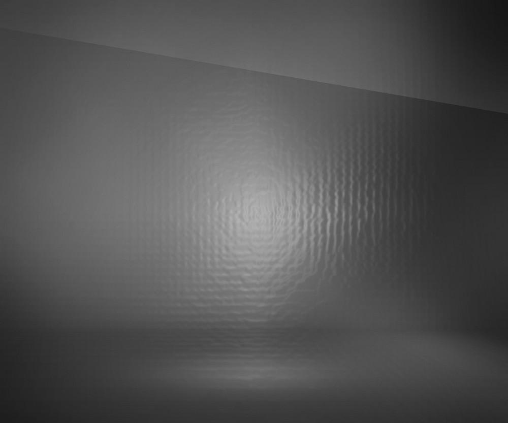 Dark Glass Stage Background