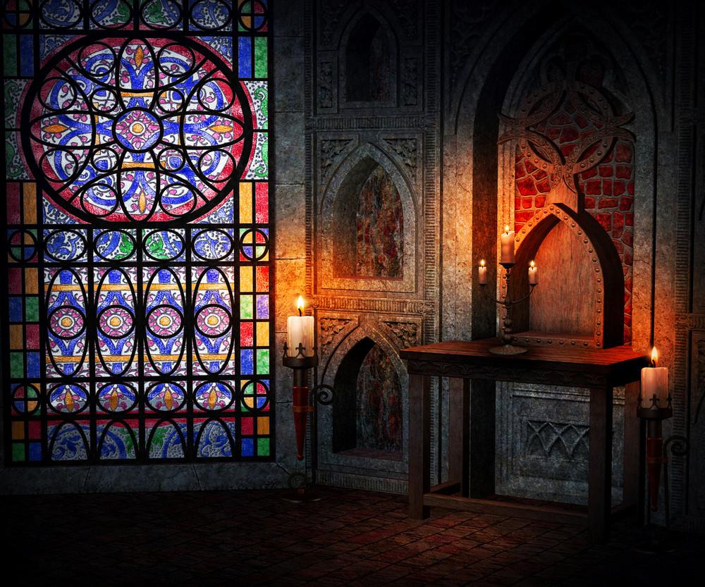 Dark Gothic Background