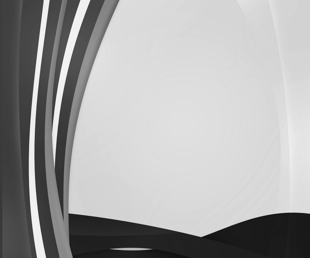 Dark Gray Shapes Background