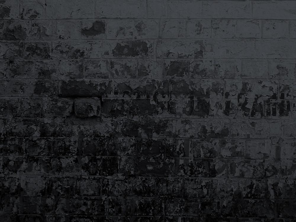 Dark Knobby Wall