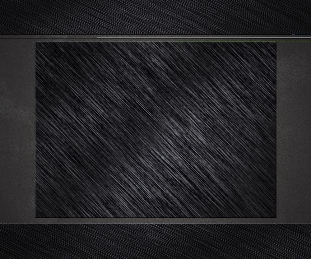 Dark Metal Plate