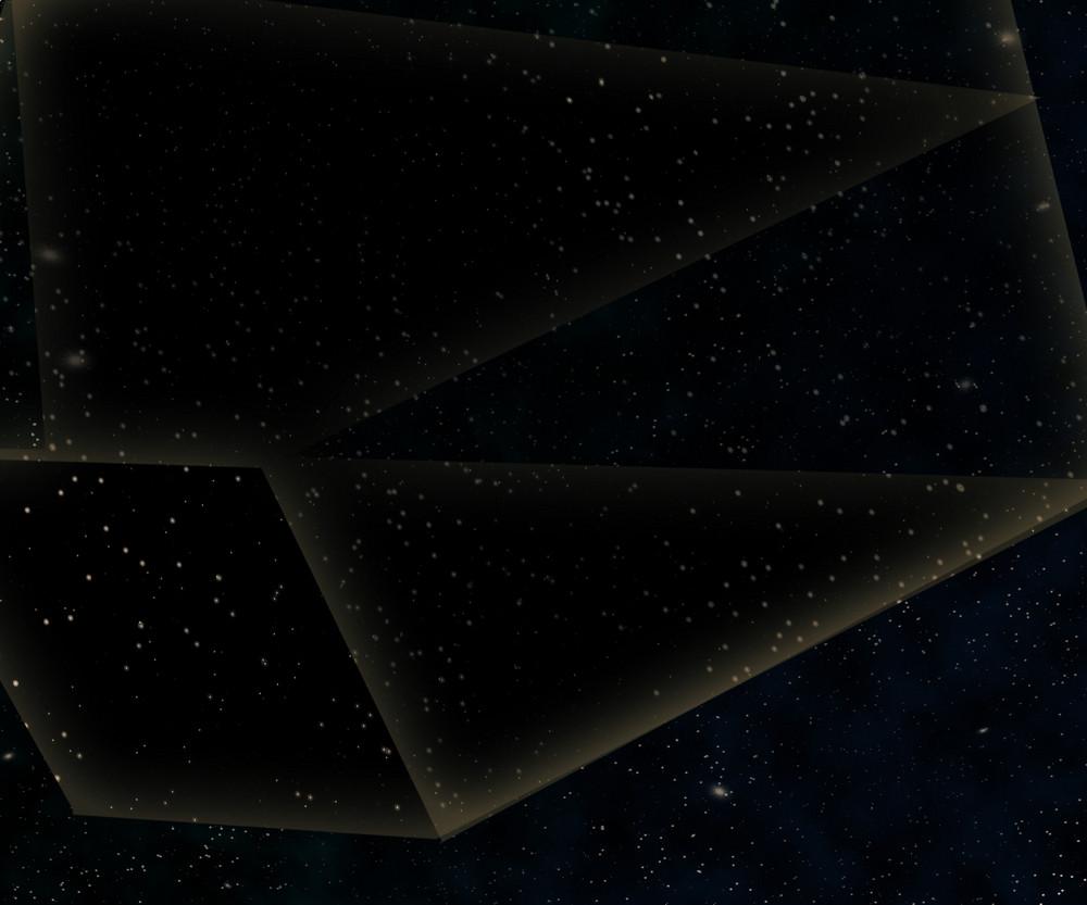 Dark Nebula Space Backdrop