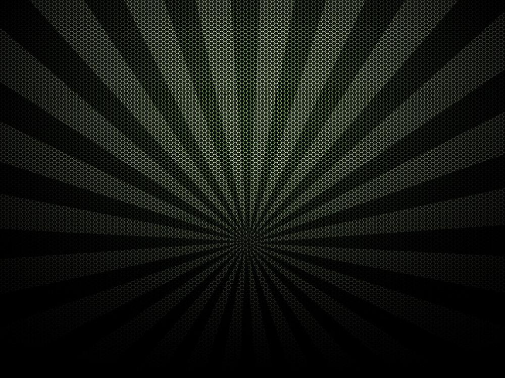 Dark Sunburst Background