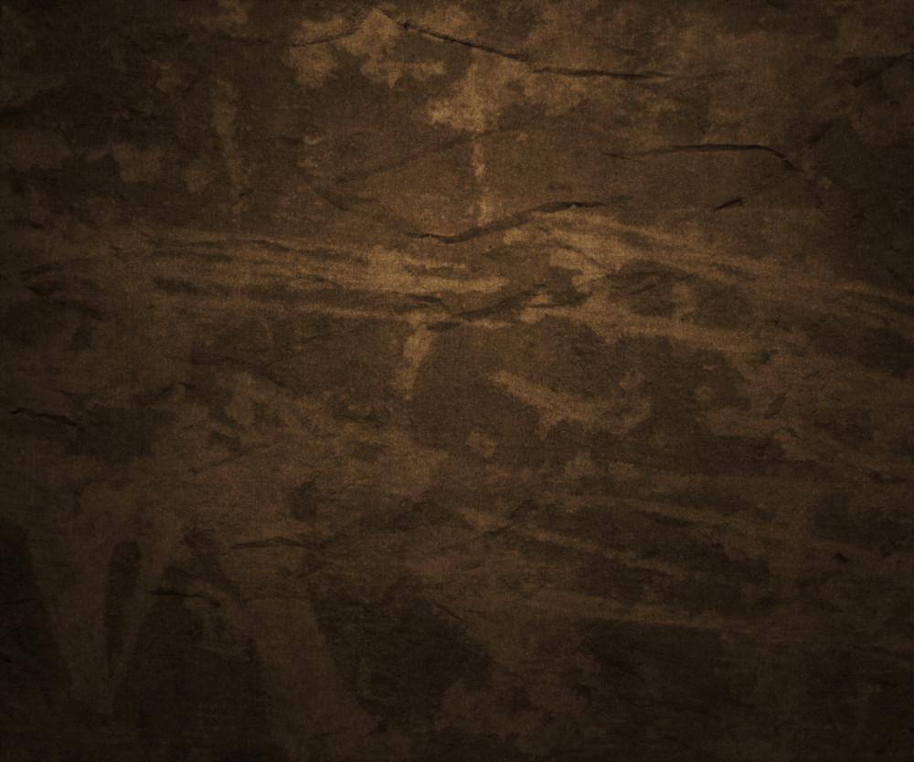 Dark Yellow Paper Background Texture
