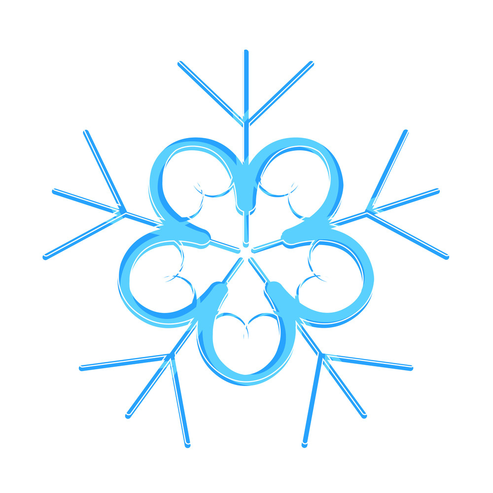 Decor Snowflake Design