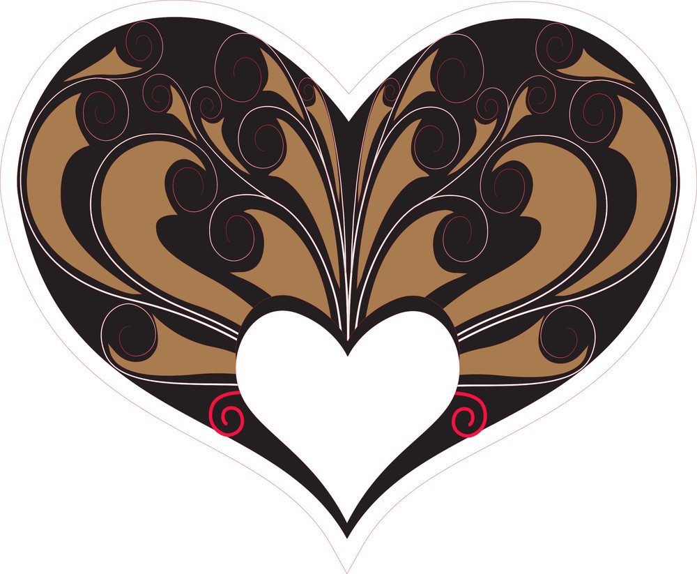 Decoratiove Heart