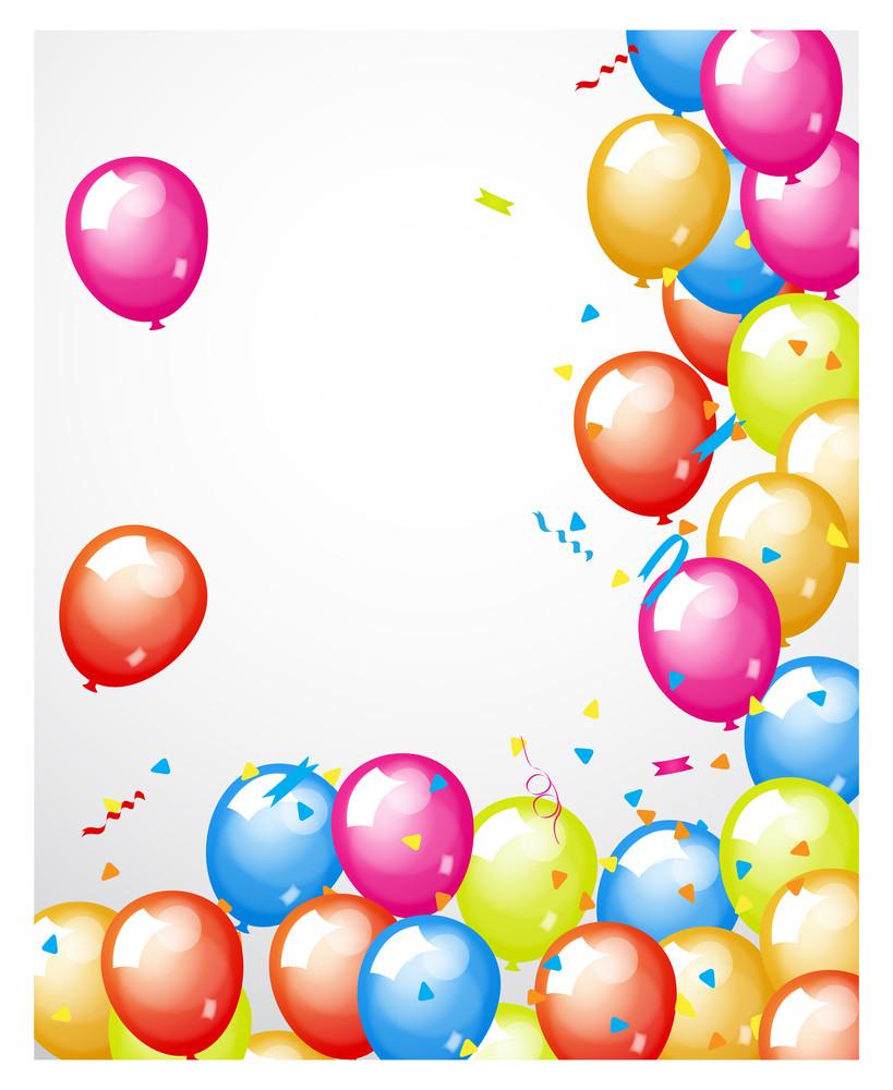 Decorative Celebration Party Balloons