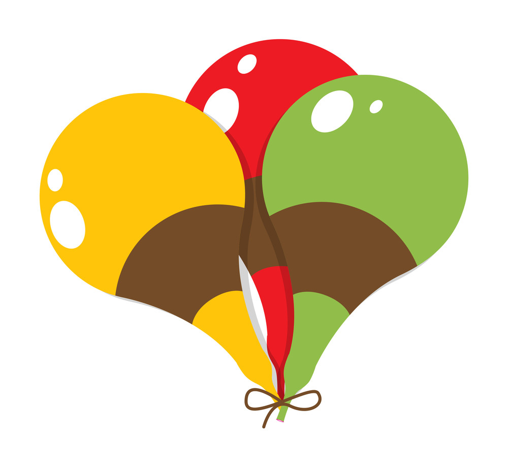 Decorative Festival Balloons