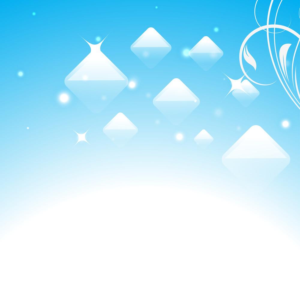 Decorative Festive Background