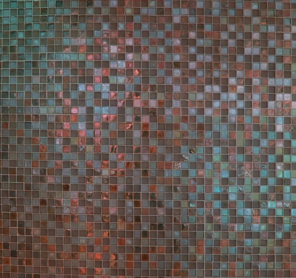 Decorative Mosaic Tiles Texture