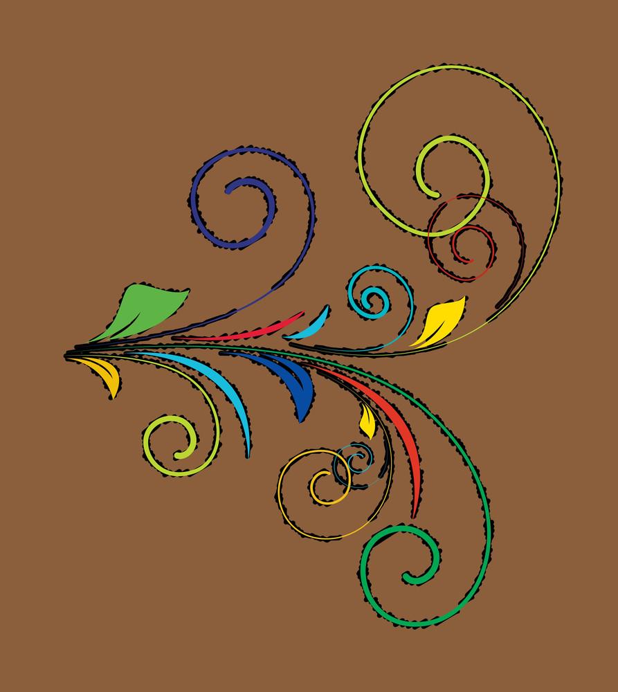 Decorative Xmas Floral